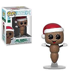 Funko Pop South Park Figura Mr. Hankey, Color Mulitcolor (34390)