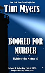 Booked for Murder (The Lighthouse Inn Mysteries Book 5)