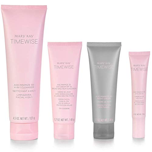Mary Kay TimeWise Miracle Set Age Minimize 3D Oily to combination Skin