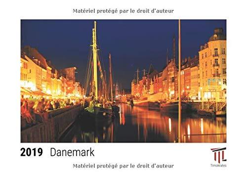 Danemark 2019 calendrier de bureau timokrates calendrier photo calendrier photo