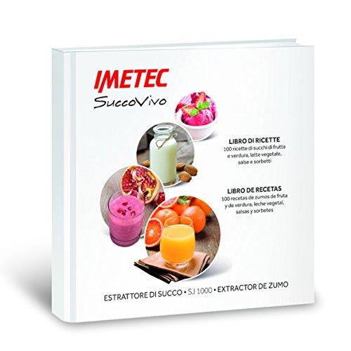Imetec succovivo sj 1000 estrattore di succo for Imetec estrattore