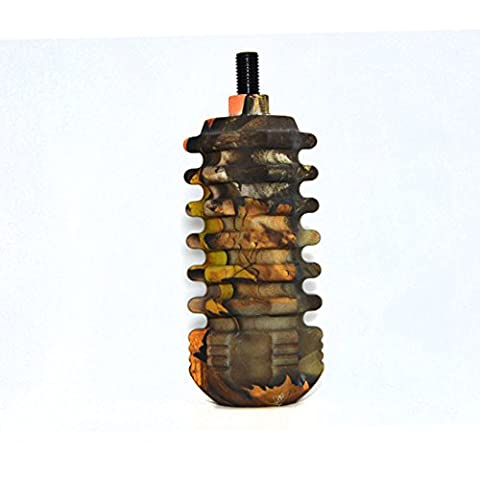 Chasse Tir à L'arc Arc Stabilisateurs Pour Arc Composé type de vis (camo)