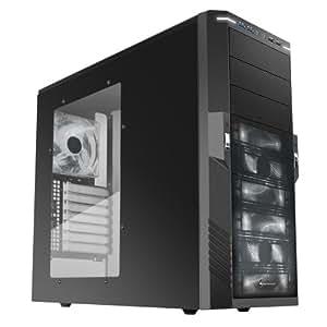 Sharkoon T9 Value White PC-Gehäuse ATX Midi Tower