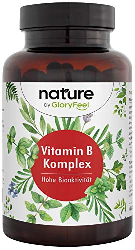 Vitamin B Komplex Bio-Aktiv - 200 Kapseln