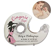 Egosy Strong Double-Sided Tape Ladies Fashion Tape Double-Sided Textile Skin Tape Tape Tissue Double Sided Tape