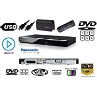 Panasonic DVDS700 Multiregion 1080p Upscaler DVD/CD Player with HDMI