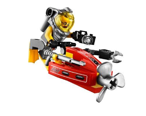 Imagen 7 de LEGO Atlantis 7978 - Ataque al Pescador (ref. 4584112)