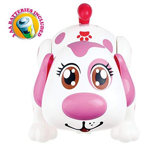 Roboterhund Helen. Der süße elektronische Dalmatiner Welpe - Für Kinder ab 24 Monaten