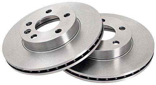 Preisvergleich Produktbild ABS 16657 Bremsscheiben - (Verpackung enthält 2 Bremsscheiben)