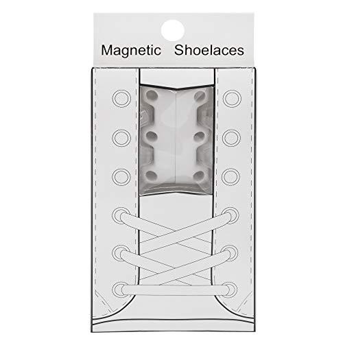 b27ece5966eaf Shoe Fit Cierre magnético de la zapata convertir tu calzado con cordones en  un Slip On