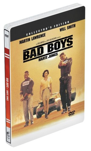 Bad Boys - Harte Jungs C.E.- Steelbook Edition [Collector's Edition]