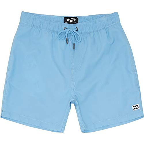BILLABONG All Day LB Boy Shorts, Niños, Light Blue, 8