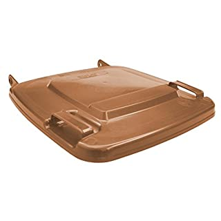 SULO Deckel Standard braun für MGB 60/80 Liter