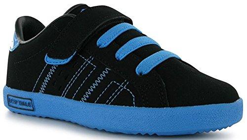 Lonsdale , Jungen Sneaker One Size Schwarz / Blau