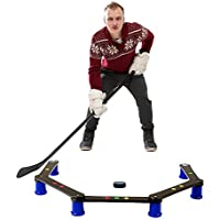 Hockey Revolution Stickhandling Training Aid, Equipment for Puck Control, Reaction Time and Coordination - MY ENEMY by Hockey Revolution
