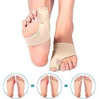 Hallux Valgus Bandage Bunion Sleeve Night Splint Hallux Valgus Socken Korrektur Mit Eingebaut Gel-Pad Schutz Und... preisvergleich bei billige-tabletten.eu