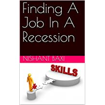 Finding A Job In A Recession