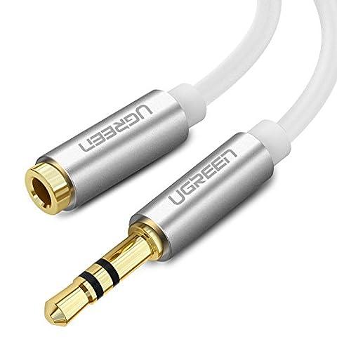 UGREEN Câble Audio Rallonge Audio Câble d