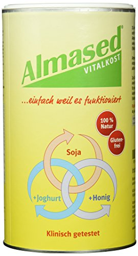 Almased Vitalkost, milk-shake minceur 100% naturel, 500g