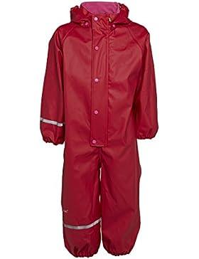 CeLaVi Matschanzug / Regenanzug / Overall in rot Größe 90 passend für 92/98 Design 310060 / 4310