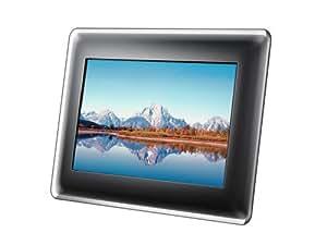 samsung spf 107h digitaler bilderrahmen 10 zoll schwarz kamera. Black Bedroom Furniture Sets. Home Design Ideas