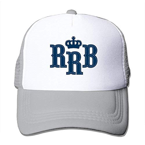 fboylovefor Summer Flexfit Trucker Mesh Cap, Imperial Crown Rrb Sun Hats Sports Baseball Caps