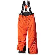 Black Crevice Pantalón Esquí  Naranja 10 años (140 cm)