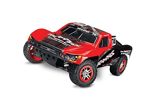 Traxxas 68086 4 Slash 4 x 4 Ma stab 1 10 4 WD Short Course Truck mit TQi 2,4 GHz Radio*