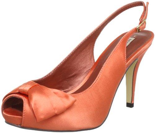 Menbur 5177, Sandales femme Orange (Peach 30)
