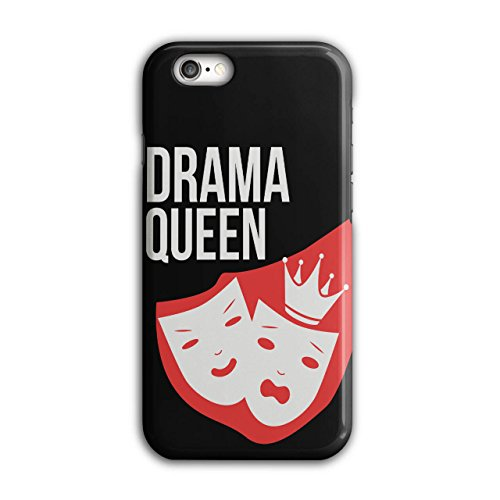Drama Königin Cool Komisch Maske Emotion iPhone 6 / 6S Hülle | (Cyclops Masken)