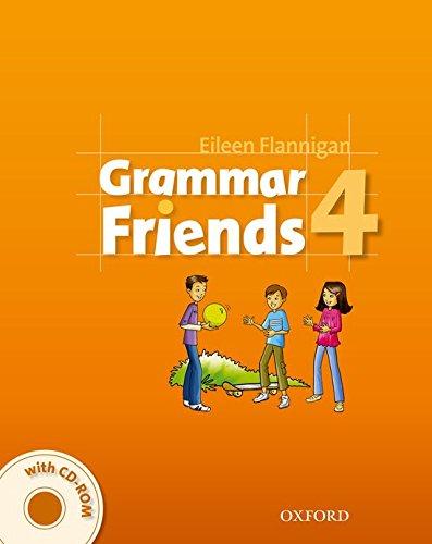 Grammar friends. Student's book. Per la Scuola elementare. Con CD-ROM: 4