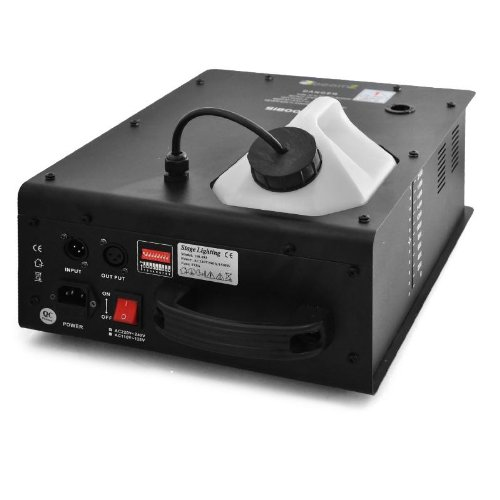 Beamz S1800 macchina per la nebbia DMX 1800W (Effetti Sonori Machines)