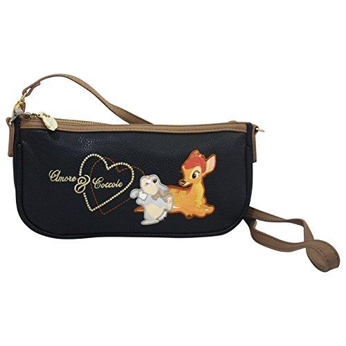Disney Classics Bambi Sac pour Femme à l'épaule Baguette Clutch