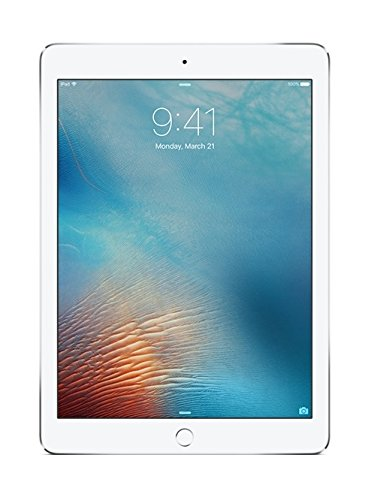"Apple iPad Pro - Tablet de 9.7"" (Apple A9X a 2.3 GHz, cámara frontal 12 MP, 32 GB memoria interna, 2 GB RAM), plata"
