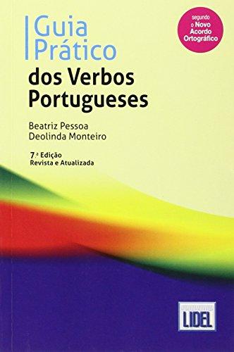 Guía Practica De Los Verbos Portugueses por Vv.Aa.