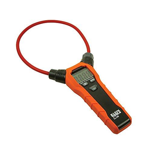 Klein Tools CL150 - Morsetto flessibile per misuratore di corrente alternata con letture RMS, auto Ranging e altro