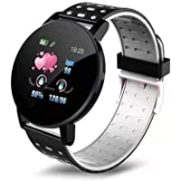 KEMIPRO Fitness Watch/Smart Watch/Activity Tracker/Fitness Band with Colored Display Waterproof, Heart Rate Sensor, Call & Notification Alert with Music Control Features