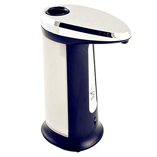 careshine-stainless-steel-hand-free-automatic-ir-sensor-touchless-soap-liquid-dispenser-half-steel