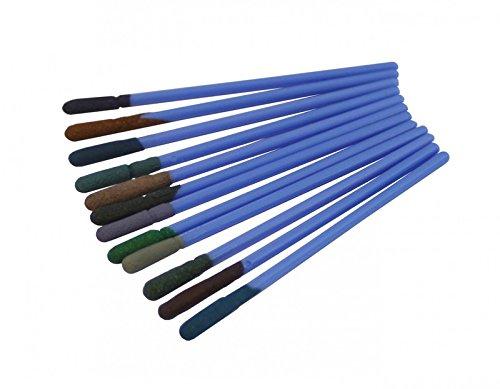Micro-Mesh® Schleifen & Polieren Tupfer-Kit (Packung mit 12 Tupfern) (2.25 Zoll)