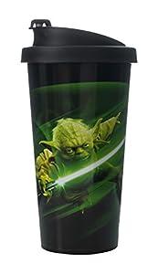 LEGO Star Wars - Vaso antigoteo con diseño Yoda (#30400004)