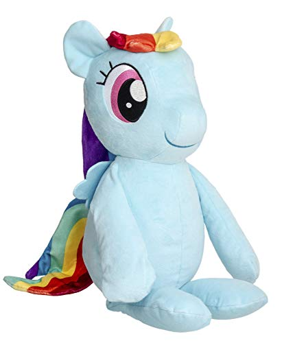 Hasbro My Little Pony C0122EP6 - Riesenplüsch Rainbow Dash, Plüsch