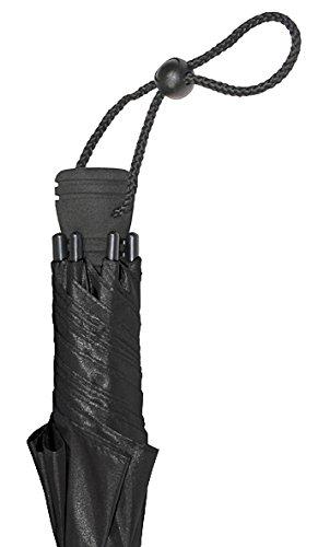 Preisvergleich Produktbild EuroSchirm Swing liteflex Regenschirm 66 cm schwarz