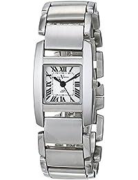Paul Versan Reloj Análogo clásico para Mujer de Cuarzo con Correa en Acero Inoxidable PV4047B