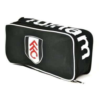 Fulham FC F.C. Sac à chaussures Motif écusson