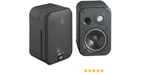 Jbl Control 1 Xtreme Lautsprecher Paar Silber Audio Hifi