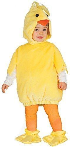 Fancy Me Mädchen Jungen Baby Chick Chick Tier Hof Mini Biest Halloween Ostern Weihnachten Karneval Festival Kostüm Kleid Outfit 6-24 Months - 6-12 Months (Baby Mini-me Kostüm)