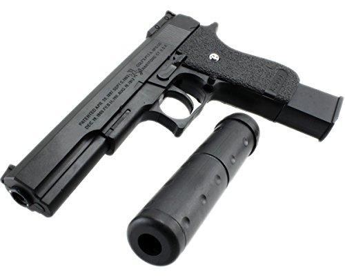 GYD Airsoft Gun Pistole mit Schalldämpfer K.2011