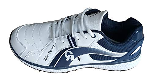 CA Elite Power Cricket Shoes (EU-Size 42)