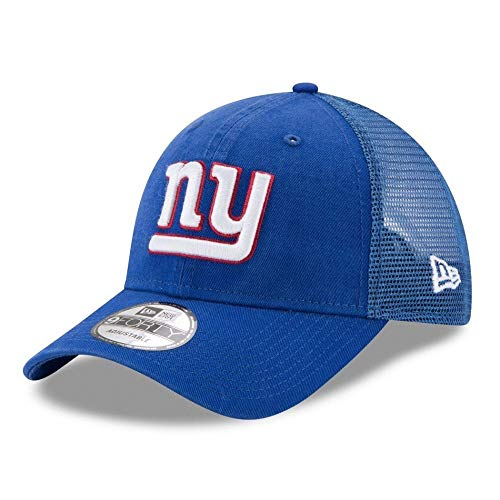 Y Trucker Washed New York Giants NFL Cap, Blue ()