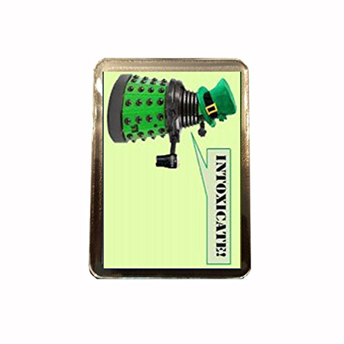 B Gifts Doctor Who - Fridge Magnet (Dalek Irish Intoxicate) -
